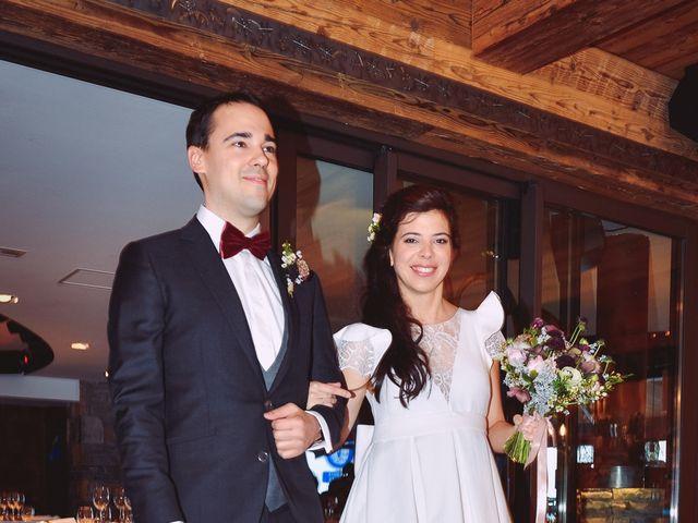 Le mariage de Severin et Agathe à La Clusaz, Haute-Savoie 9