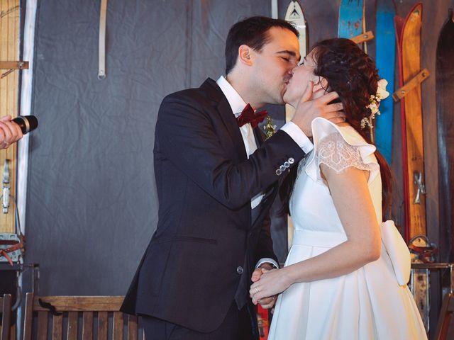 Le mariage de Severin et Agathe à La Clusaz, Haute-Savoie 12