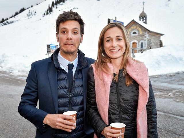Le mariage de Severin et Agathe à La Clusaz, Haute-Savoie 14
