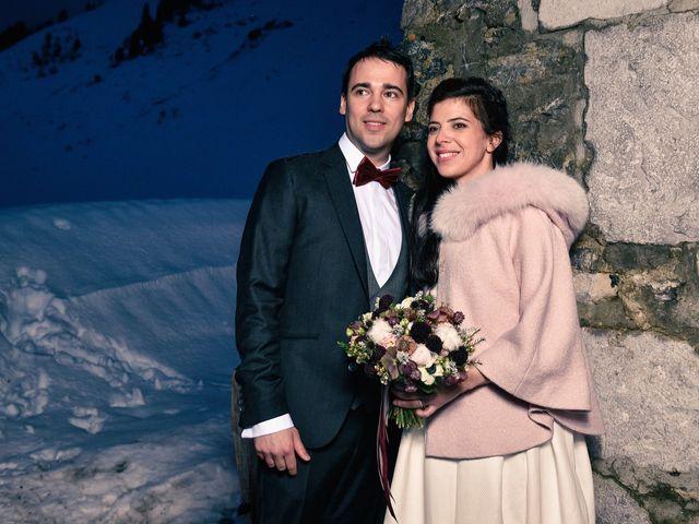 Le mariage de Severin et Agathe à La Clusaz, Haute-Savoie 17