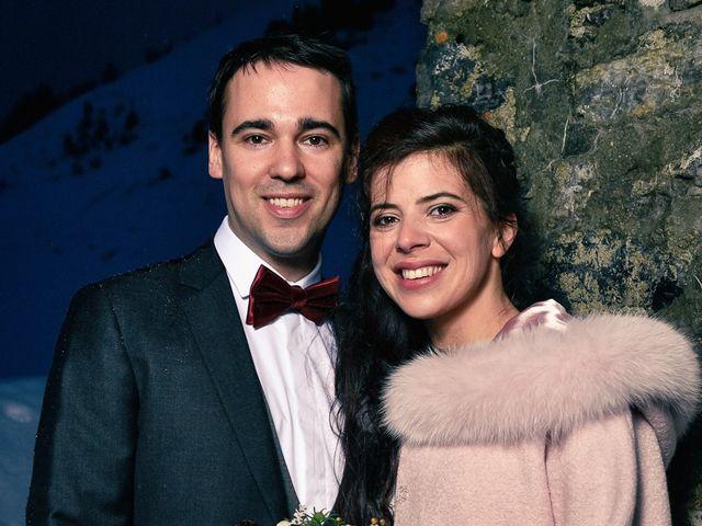 Le mariage de Severin et Agathe à La Clusaz, Haute-Savoie 18