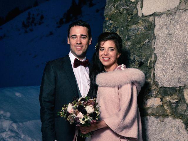 Le mariage de Severin et Agathe à La Clusaz, Haute-Savoie 19