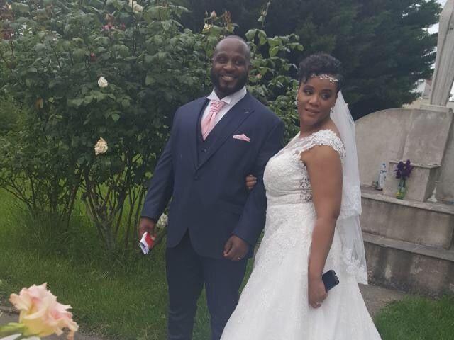 Le mariage de Robertho  et Jessica  à Vitry-sur-Seine, Val-de-Marne 2
