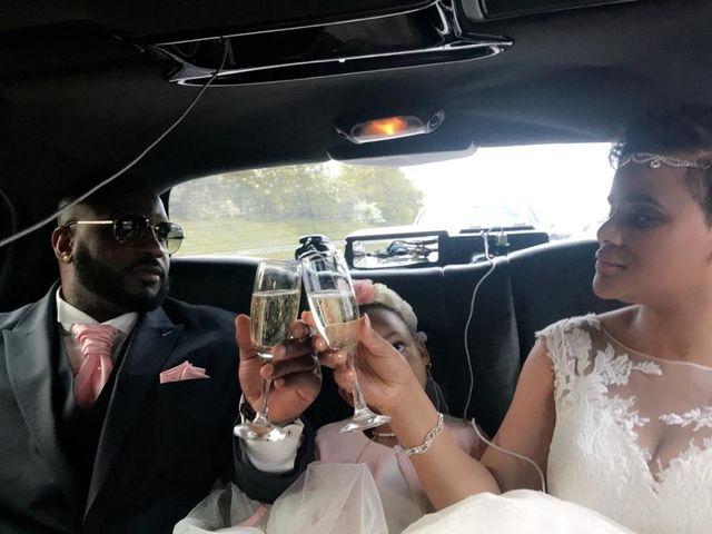 Le mariage de Robertho  et Jessica  à Vitry-sur-Seine, Val-de-Marne 1