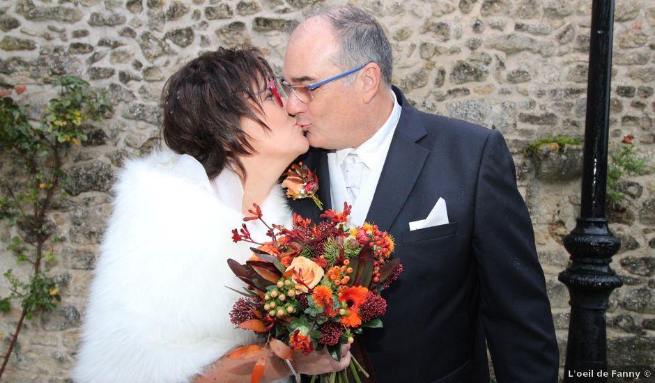 Le mariage de Jean Louis et Chantal à Bazas, Gironde