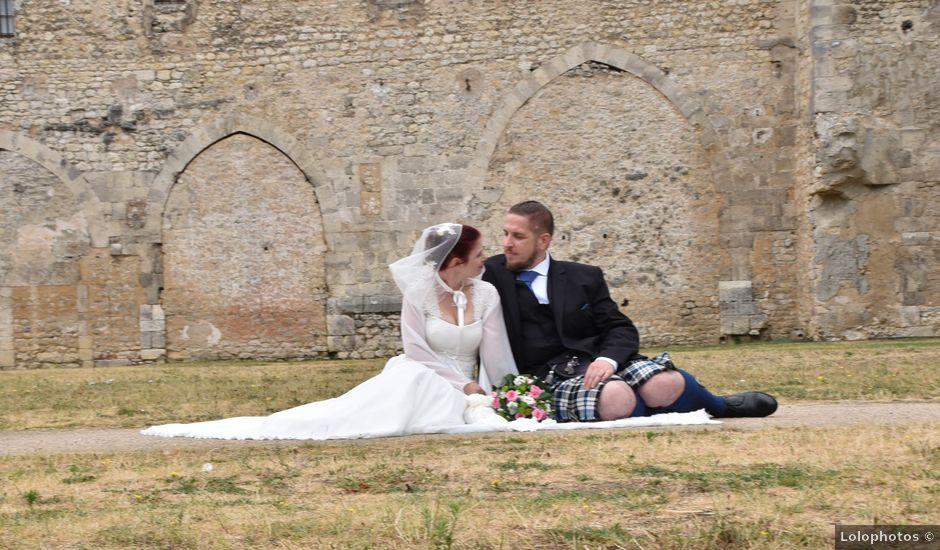 Le mariage de Thomas et Stéphanie à Nemours, Seine-et-Marne