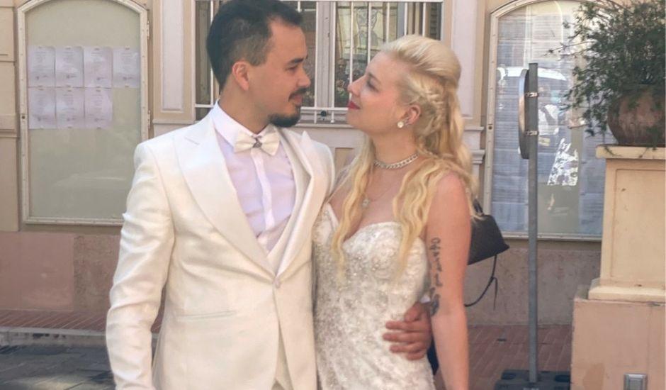 Le mariage de Joalland et Cindy à Roquebrune-Cap-Martin, Alpes-Maritimes