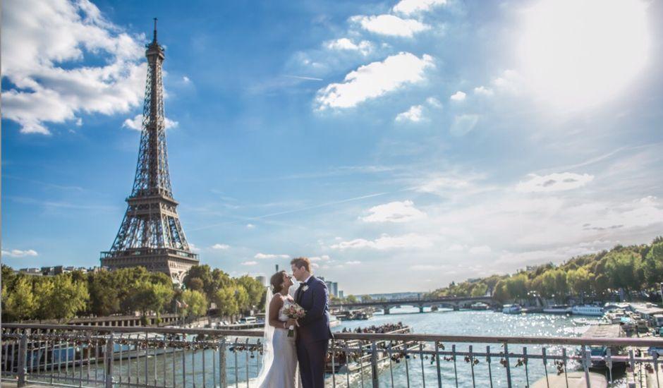 Le mariage de Aldrick et Hoda à Paris, Paris