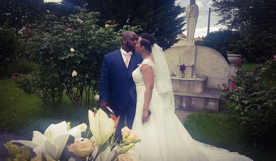 Le mariage de Robertho  et Jessica  à Vitry-sur-Seine, Val-de-Marne