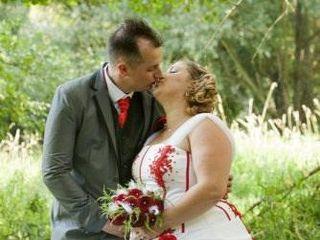 Le mariage de Romain et Mélissa 1