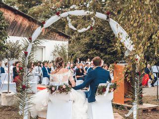 Le mariage de Priscillia et Fabrice