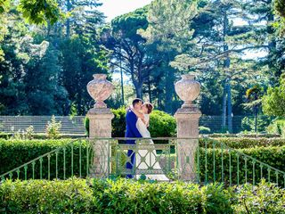 Le mariage de Eva et Thomas