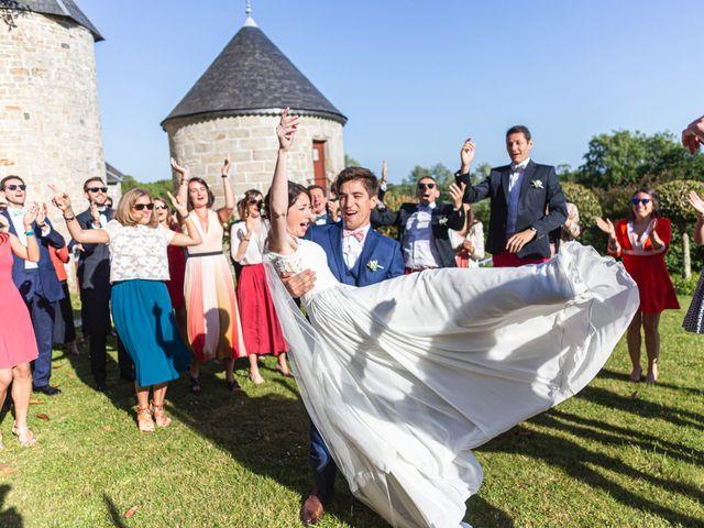 Le mariage de Anna et Sylvain