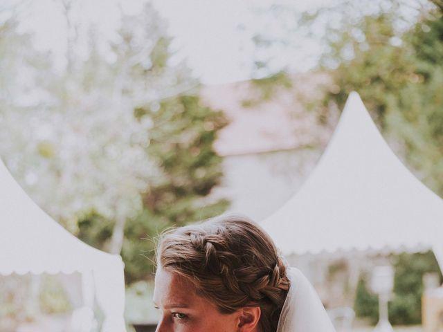 Le mariage de Thibault et Amandine à Franchesse, Allier 13