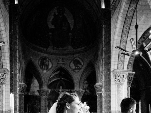 Le mariage de Thibault et Amandine à Franchesse, Allier 18