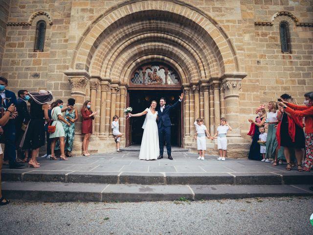 Le mariage de Thibault et Amandine à Franchesse, Allier 2