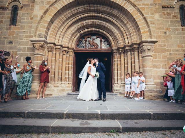 Le mariage de Thibault et Amandine à Franchesse, Allier 19