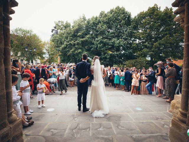Le mariage de Thibault et Amandine à Franchesse, Allier 20