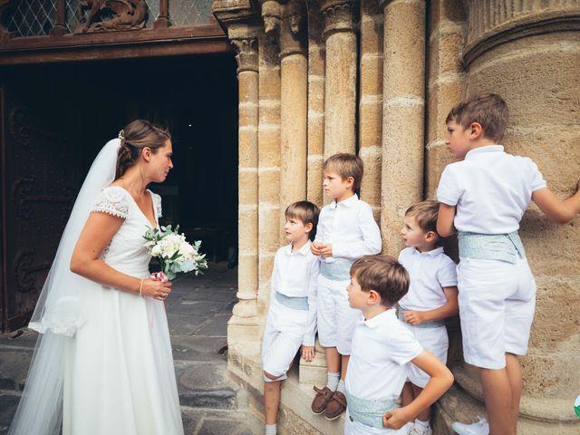 Le mariage de Thibault et Amandine à Franchesse, Allier 21