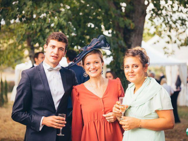 Le mariage de Thibault et Amandine à Franchesse, Allier 28