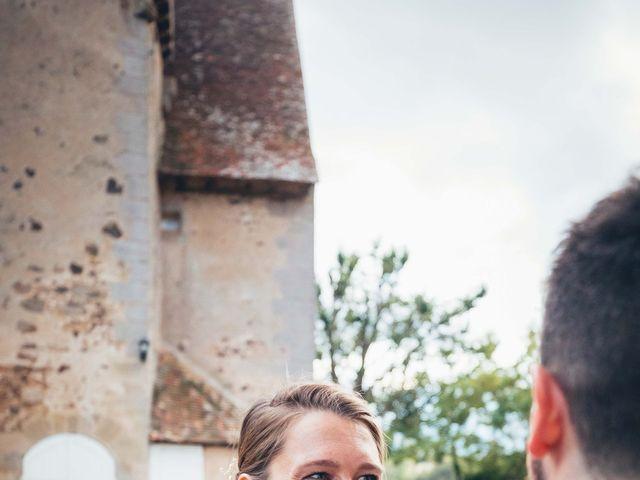 Le mariage de Thibault et Amandine à Franchesse, Allier 31