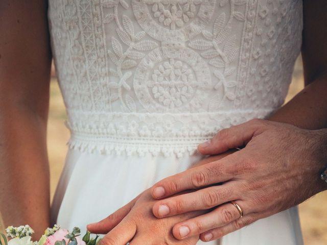 Le mariage de Thibault et Amandine à Franchesse, Allier 32