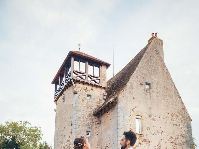 Le mariage de Thibault et Amandine à Franchesse, Allier 33