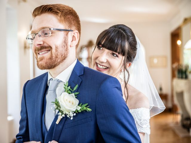 Le mariage de Priscilla et Bastien