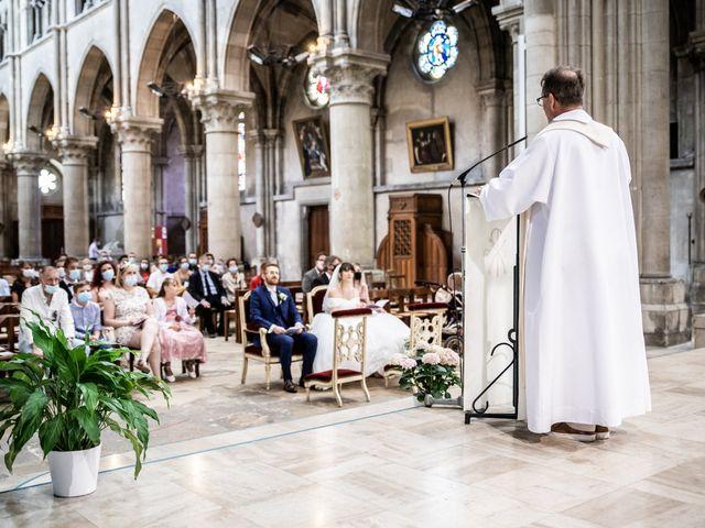 Le mariage de Bastien et Priscilla à Épernay, Marne 16