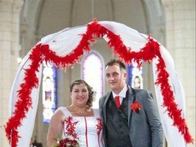 Le mariage de Mélissa et Romain à Neuville-De-Poitou, Vienne 2
