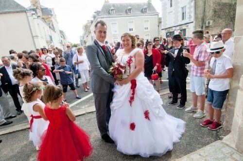 Le mariage de Mélissa et Romain à Neuville-De-Poitou, Vienne 5