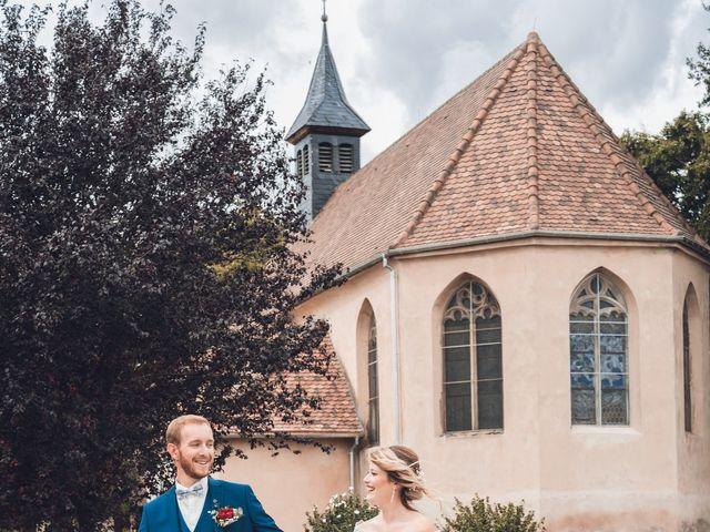 Le mariage de Fabrice et Priscillia à Illkirch-Graffenstaden, Bas Rhin 9