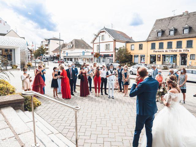 Le mariage de Fabrice et Priscillia à Illkirch-Graffenstaden, Bas Rhin 1