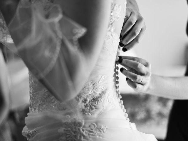 Le mariage de Hervé et Rosine à Ennordres, Cher 6