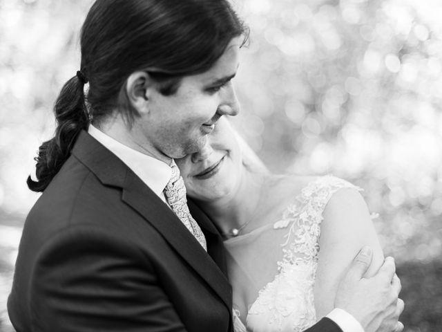 Le mariage de Hervé et Rosine à Ennordres, Cher 16