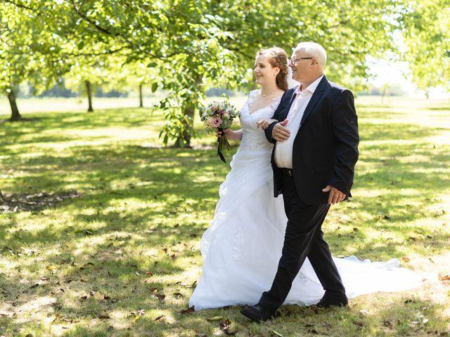 Le mariage de Rosine et Hervé