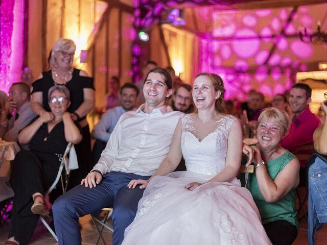 Le mariage de Hervé et Rosine à Ennordres, Cher 31