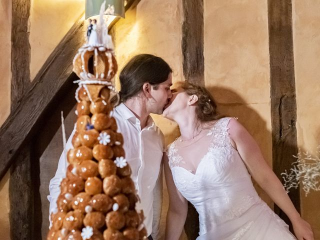 Le mariage de Hervé et Rosine à Ennordres, Cher 32