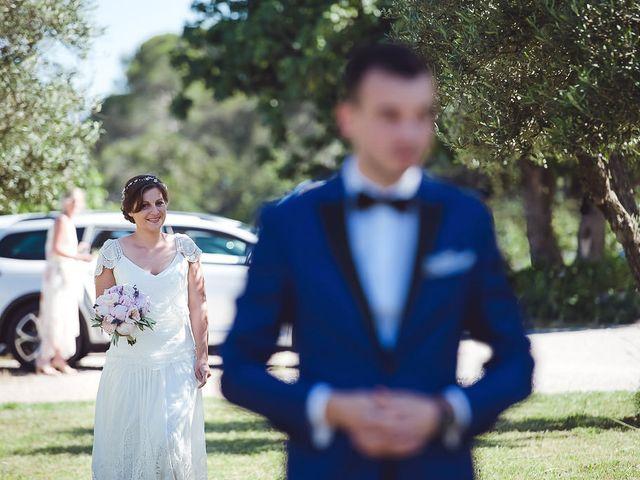 Le mariage de Thomas et Eva à Les Arcs, Var 23