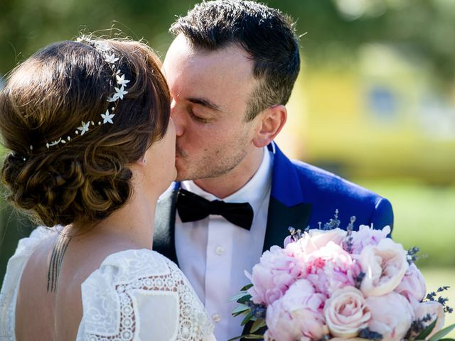 Le mariage de Thomas et Eva à Les Arcs, Var 25
