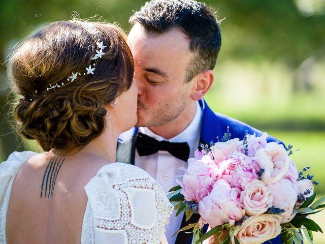 Le mariage de Thomas et Eva à Les Arcs, Var 26