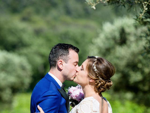 Le mariage de Thomas et Eva à Les Arcs, Var 29