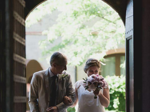 Le mariage de Thomas et Eva à Les Arcs, Var 43