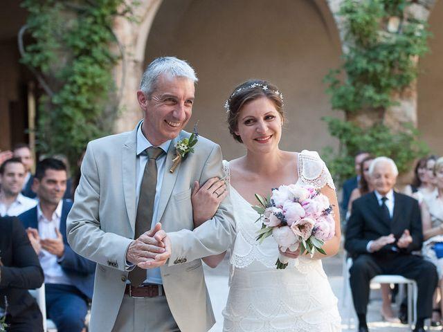 Le mariage de Thomas et Eva à Les Arcs, Var 44