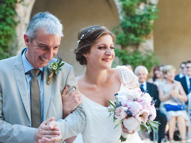 Le mariage de Thomas et Eva à Les Arcs, Var 45