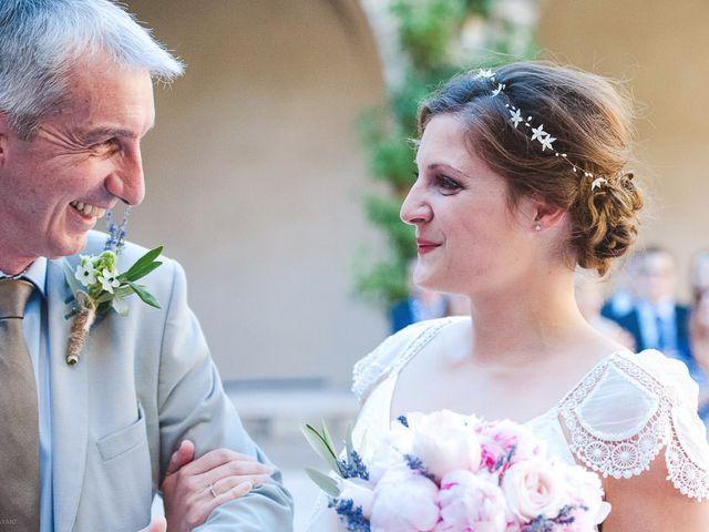 Le mariage de Thomas et Eva à Les Arcs, Var 46