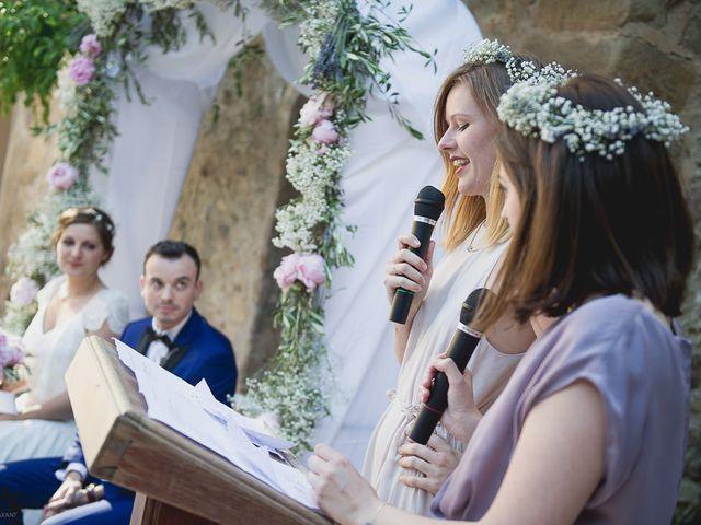 Le mariage de Thomas et Eva à Les Arcs, Var 47