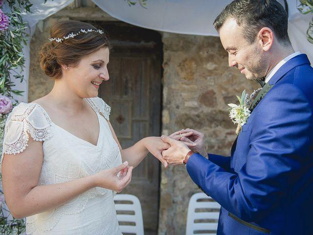 Le mariage de Thomas et Eva à Les Arcs, Var 52