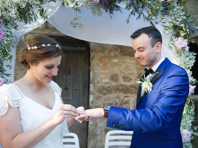 Le mariage de Thomas et Eva à Les Arcs, Var 55