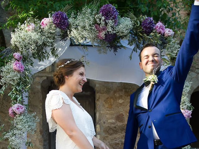 Le mariage de Thomas et Eva à Les Arcs, Var 58